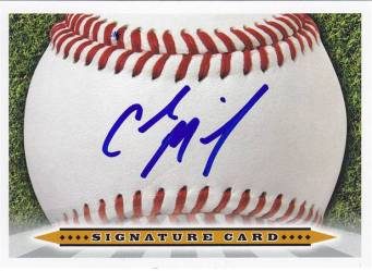 Carlos Moncrief, of, Columbus Clippers