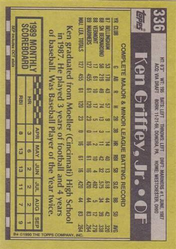 1990 Topps #336