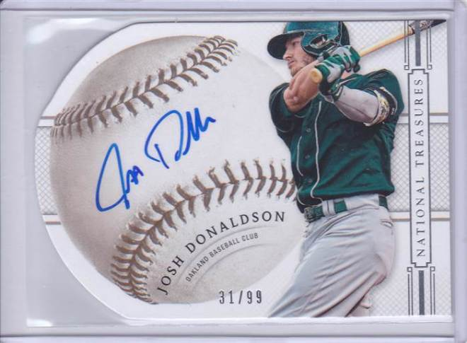 2014 National Treasure Josh Donaldson