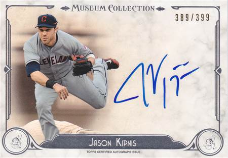 Kipnis 2014 Topps Museum Collection