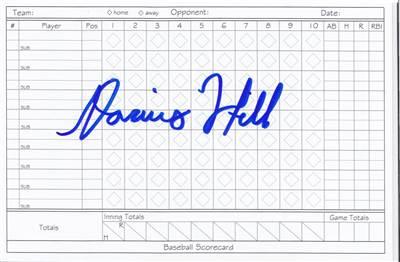 Darius Hill